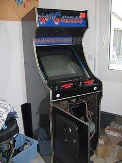 borne arcade new games